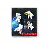 ruimtemannnen magneten neodymium