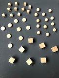 houten sterke magneten