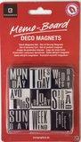dagen van de week magneten