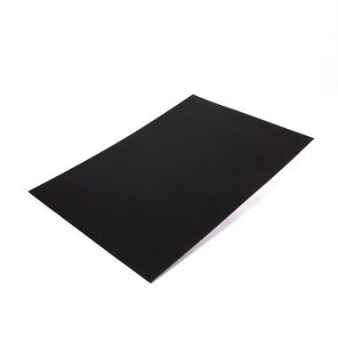 Gekleurde magneetfolie Zwart A4 formaat