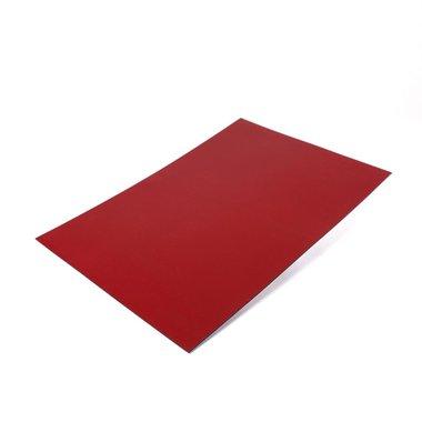 Gekleurde magneetfolie Rood A4 formaat