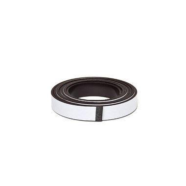 Zeflklevende magneetband 10 x 1000 mm