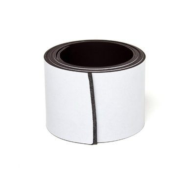 Zeflklevende magneetband 50 x 1000 mm