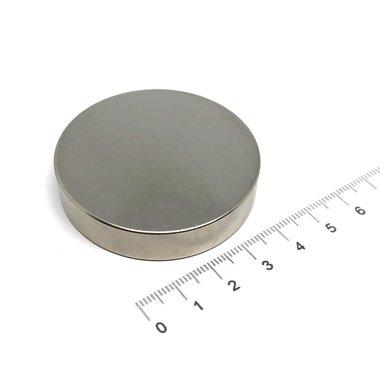50x10 mm vernikkeld N35