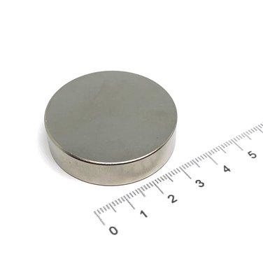40x10 mm vernikkeld N35