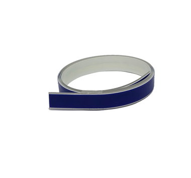 Staalband zelfklevend foam 19,0 mm breed x 0,1 mm - lengte 1,0 mtr