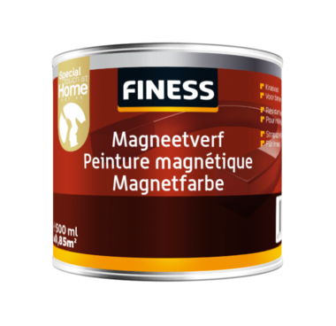 Magneetverf Finess 0,5 Ltr