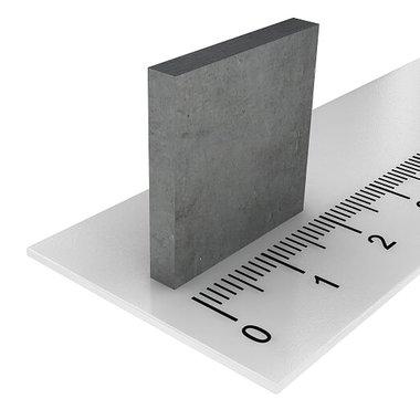 20x20x3 ferriet magneet tot 250 °C