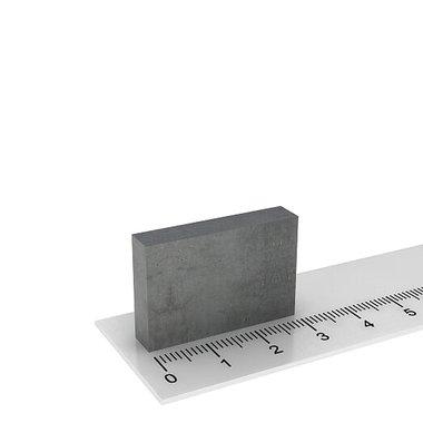 30x20x6 ferriet magneet tot 250 °C