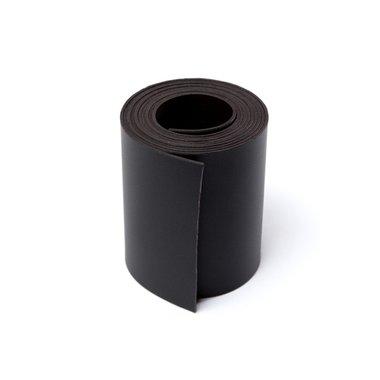 Gekleurde magneetband Zwart 50 x 1000 mm