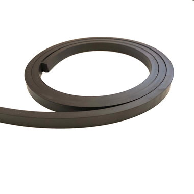 Tweezijdig magneetband 9 x 6 x 1000 mm (BxHxL)
