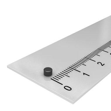 3x2 mm zwarte epoxyhars coating N45
