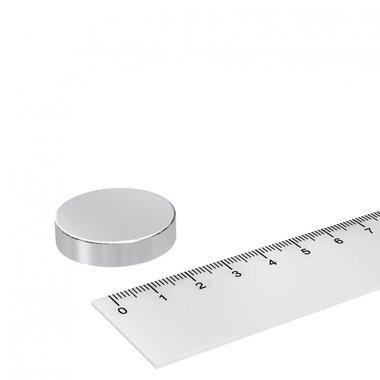 30x7 mm vernikkeld N42
