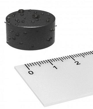 22 x 11,4 mm Rubber coating waterdicht N42