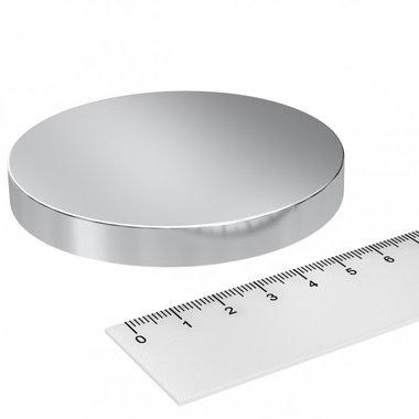 80x10 mm vernikkeld N45