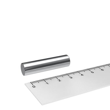 10x40 mm vernikkeld N40