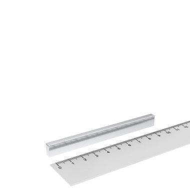 100x10x5 mm vernikkeld N45