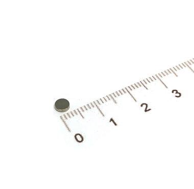 4x1 mm vernikkeld N45
