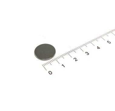 15 x 1 mm vernikkeld N35