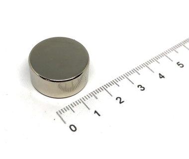22x10 mm vernikkeld N52