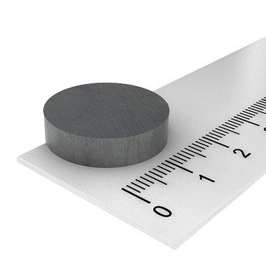 20x5 ferriet magneet tot 250 °C