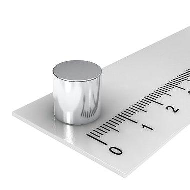 10x10 mm vernikkeld N45