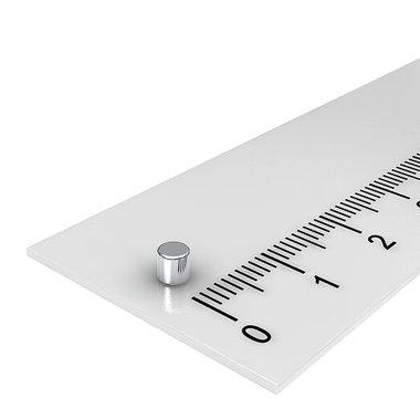 3x3 mm vernikkeld N45