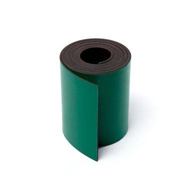 Gekleurde magneetband Groen 50 x 1000 mm