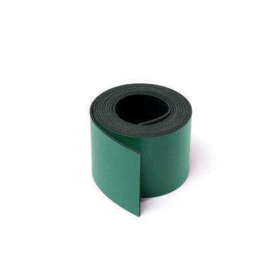 Gekleurde magneetband Groen 30 x 1000 mm