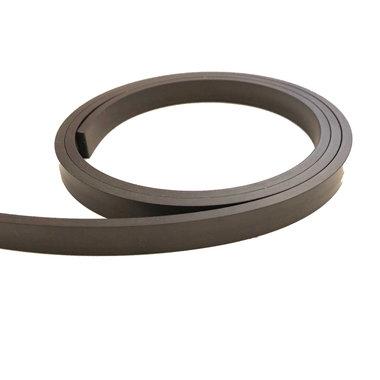 Tweezijdig magneetband 12 x 4 x 1000 mm (BxHxL)