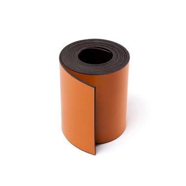 Gekleurde magneetband Oranje 50 x 1000 mm