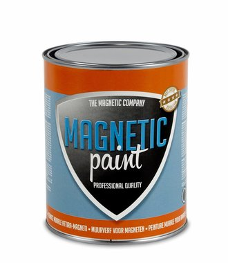Magnetic Paint 1,0 ltr professionele magneetverf