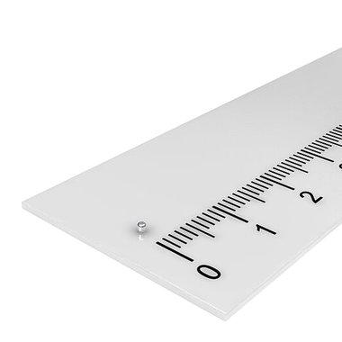 1x1 mm vernikkeld N45