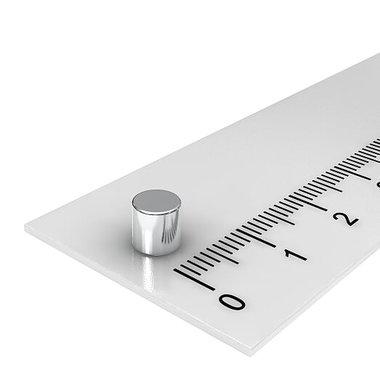 5x5 mm vernikkeld N45