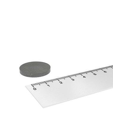 25x3 ferriet magneet tot 250 °C