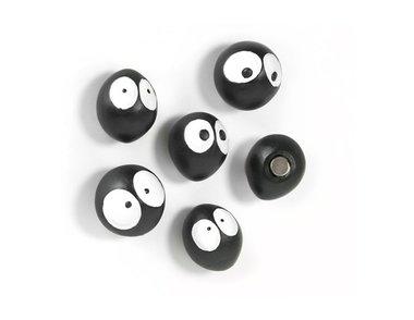 Magneet Groovy - set van 6 stuks