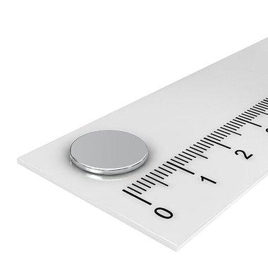 12x1 mm vernikkeld N42