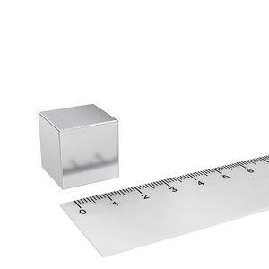 20 mm kubusmagneet  neodymium