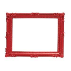 Rood magnetisch fotoframe