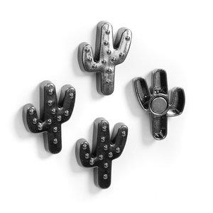 metalen cactus magneten