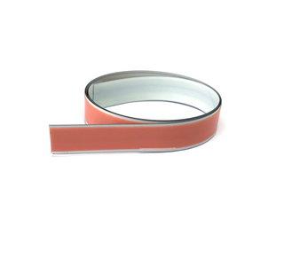 Staalband zelfklevend 19,0 mm breed