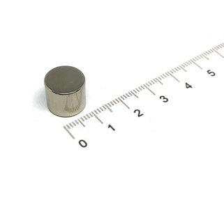 12x2 mm N45 schijfmagneet