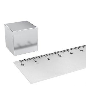 blok magneet kubus 20x20x20 mm N52