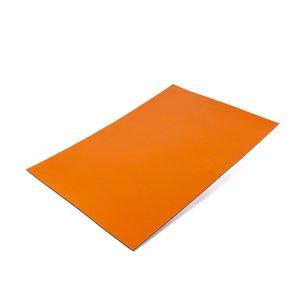 magneetfolie A4 kleur oranje