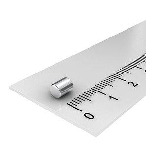 4x5 mm neodymium staafmagneet