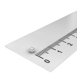 2x2x2 mm neodymium  kubusmagneet
