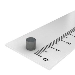 5x5 mm ferriet schijfmagneet
