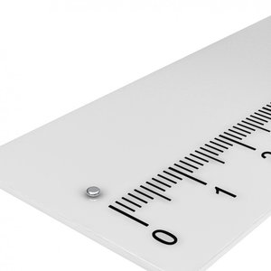 schijfmagneet 1,5x0,5 mm