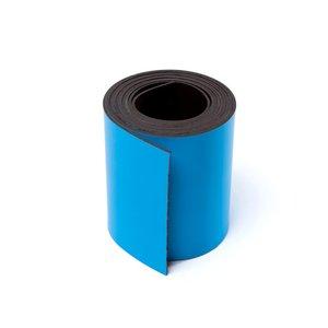 Magneetband blauw 50 mm