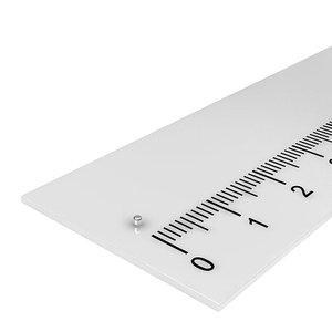 schijfmagneet 1x1 mm